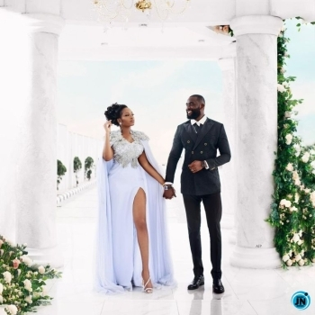 """If Shiloh doesn't work out, try BBNAIJA?"" – Man reacts after Gedoni and Khafi tied the knot"
